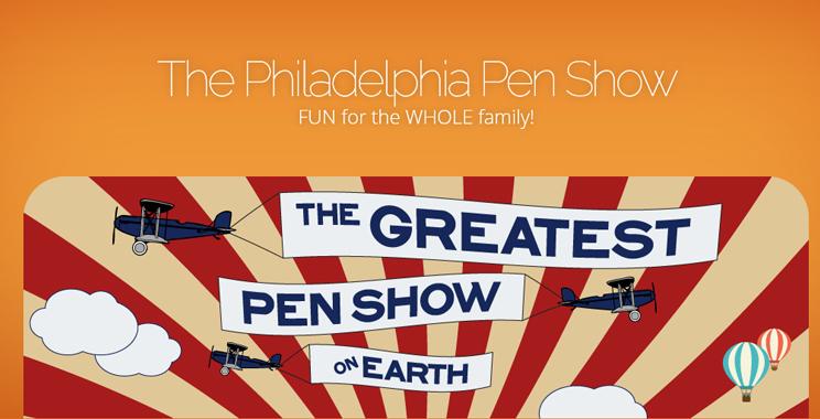 Philadelphia Pen Show<br><small>October 15, 2018</small>