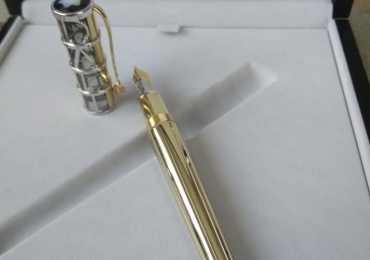 Montblanc Salvador Dali Limited Edition 100 Ud Fountain Pen Pluma Estilografica