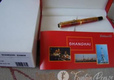 PELIKAN SPECIAL EDITION SHANGHAI M620 FOUNTAIN PEN