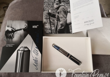 MONTBLANC Writers Edition Leo Tolstoy Ballpoint pen Boligrafo » NEW «