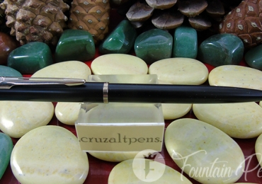 BALLPOINT PEN WATERMAN ALLURE NEGRO