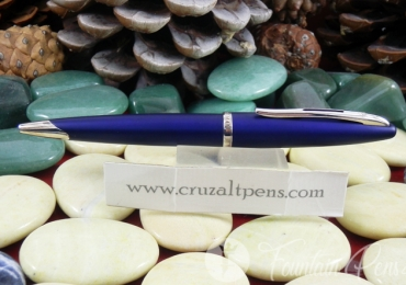 BALLPOINT PEN WATERMAN CARENE AZUL