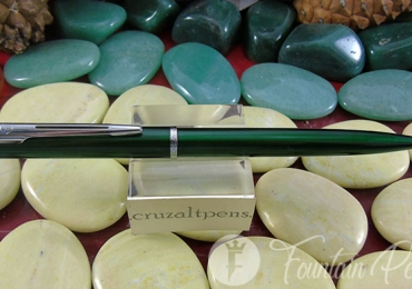 BALLPOINT PEN WATERMAN ALLURE VERDE
