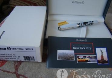 PELIKAN SPECIAL EDITION NEW YORK CITY M620  FOUNTAIN PEN