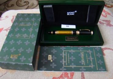 Montblanc Patron of the Art Edition 2008 Francois I 4810 Fountain Pen