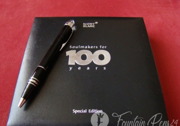 Montblanc Soulmakers 100 years Ballpoint Pen