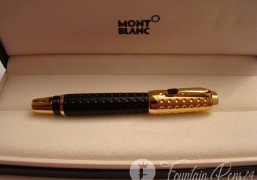 Montblanc Boheme doue gold plated Fountain Pen