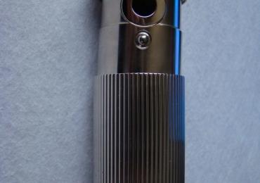 Graf von Faber Castell Large Platinum Plated Pencil Sharpener
