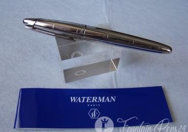 WATERMAN EDSON STERLING SILVER 18k FOUNTAIN PEN