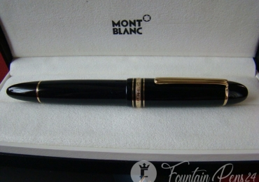 Montblanc Meisterstuck 149 w-germany fountain pen