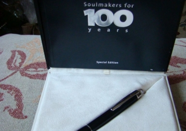MONTBLANC STARWALKER Soulmakers for 100 Years Special Edition BALLPOINT