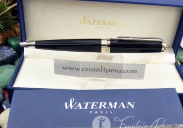 BALLPOINT PEN WATERMAN EXCEPTION NEGRO
