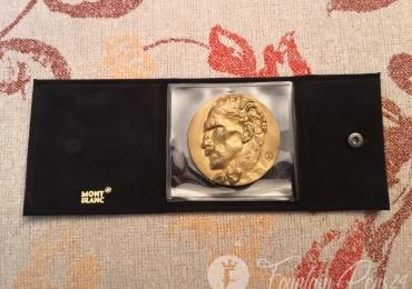 Montblanc Arturo toscanini Medalla medal Moneda Coin