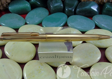MECHANICAL PENCIL WATERMAN HEMISPHERE CH. ORO