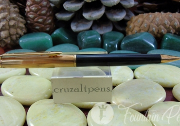 MECHANICAL PENCIL WATERMAN HEMISPHERE NEGRO/ORO