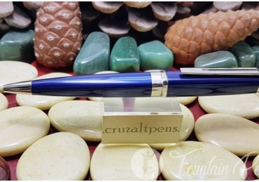 BALLPOINT PEN WATERMAN EXCEPTION AZUL