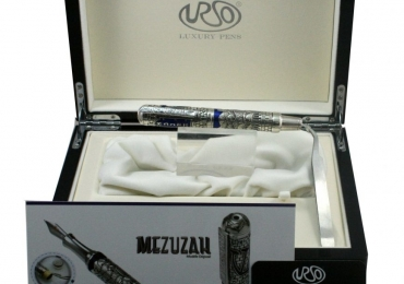 "FOUNTAIN PEN ""MEZUZAH"" URSO LUXURY LIMITED EDITION"