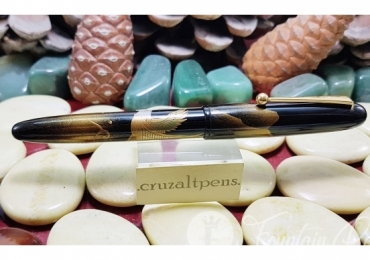 FOUNTAIN PEN NAMIKI YUKARI THE BALD EAGLE LIMITED EDITION (700 PIEZAS)