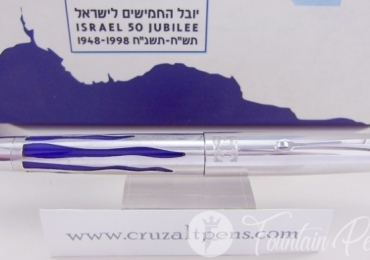 FOUNTAIN PEN OMAS ISRAEL 50 JUBILEE «LIMITED EDITION»
