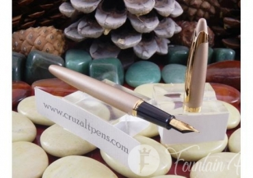 FOUNTAIN PEN WATERMAN ICI ET LA CREMA
